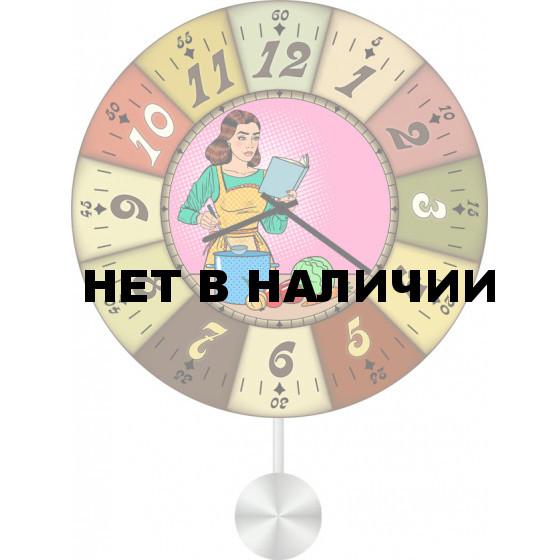 Настенные часы SvS 5012724