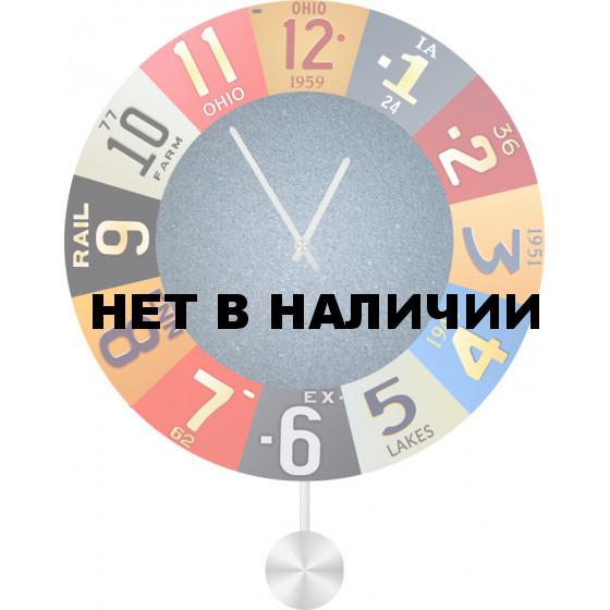 Настенные часы SvS 5012933