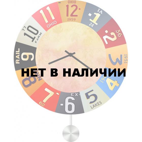 Настенные часы SvS 5012941