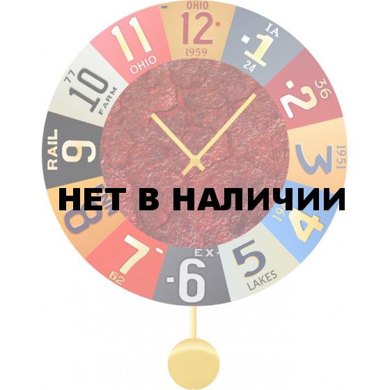 Настенные часы SvS 5012957
