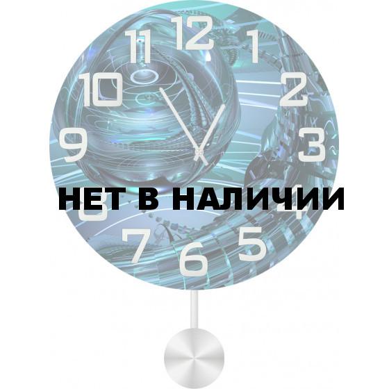 Настенные часы SvS 5511641