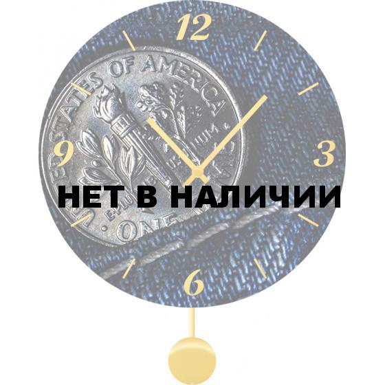Настенные часы SvS 5511921
