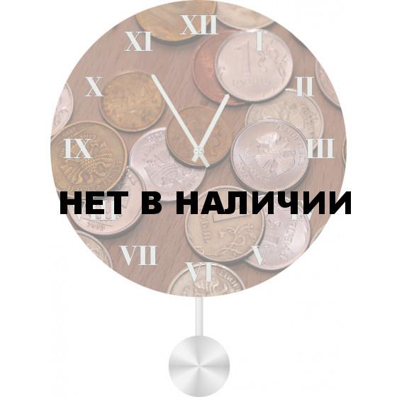 Настенные часы SvS 5511935