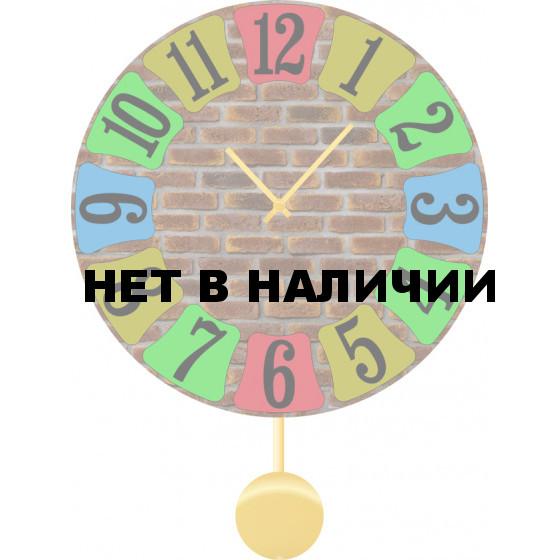 Настенные часы SvS 5512026