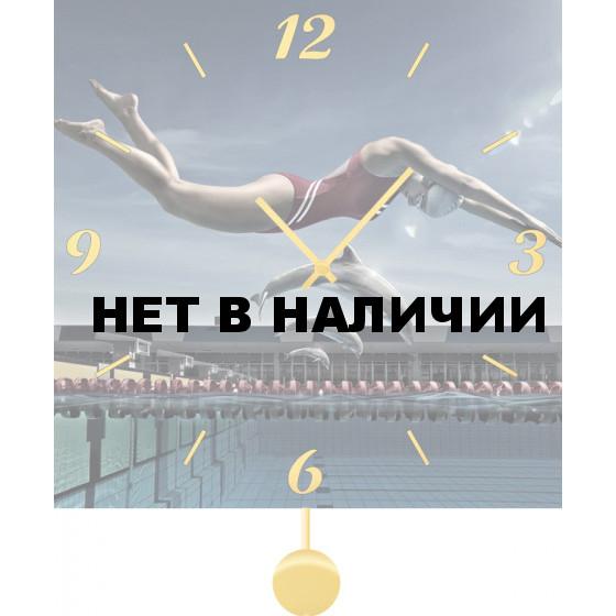 Настенные часы SvS 5512067