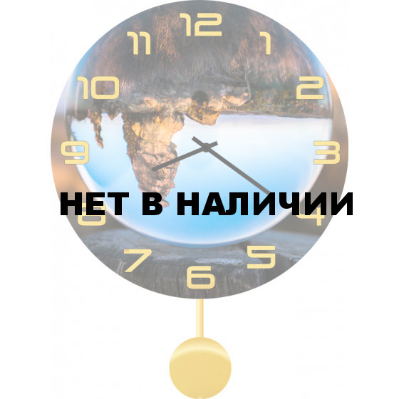 Настенные часы SvS 5512097