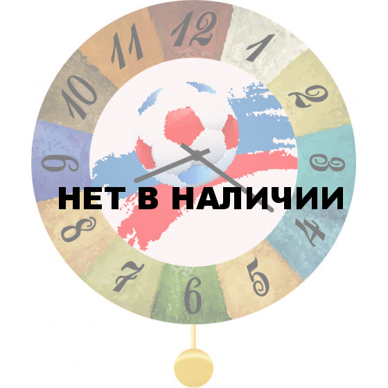 Настенные часы SvS 5512101