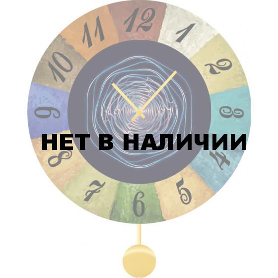 Настенные часы SvS 5512106