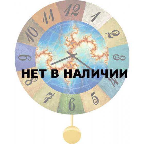 Настенные часы SvS 5512107