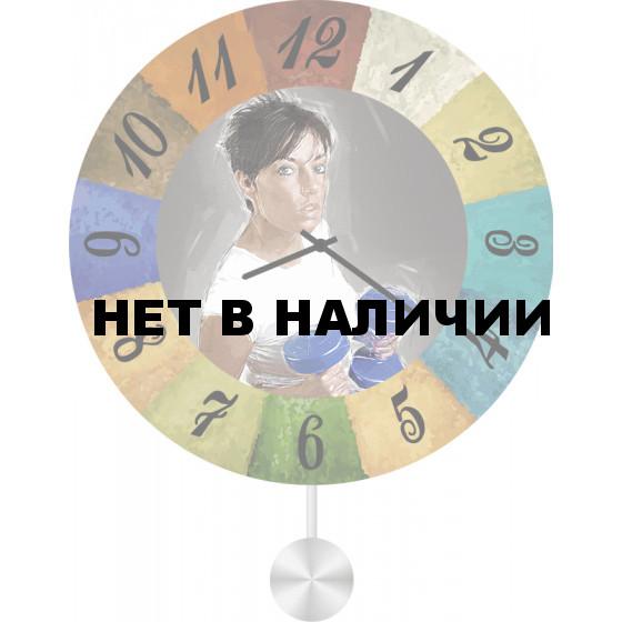 Настенные часы SvS 5512117