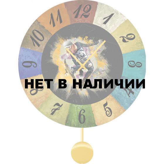 Настенные часы SvS 5512118