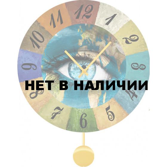 Настенные часы SvS 5512122