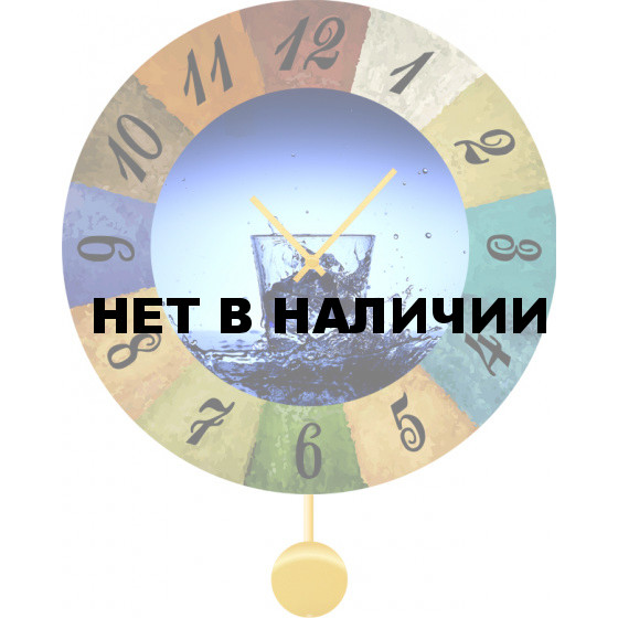 Настенные часы SvS 5512129