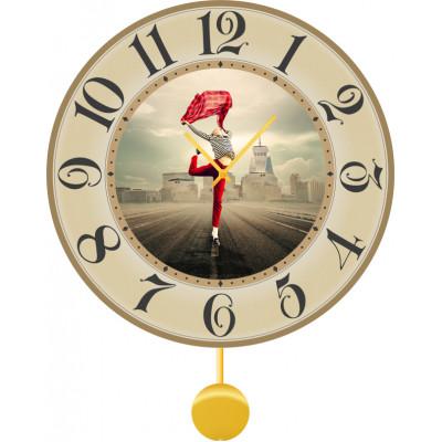 Настенные часы SvS 5512152