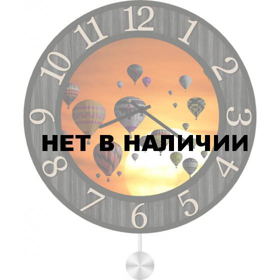 Настенные часы SvS 5512200