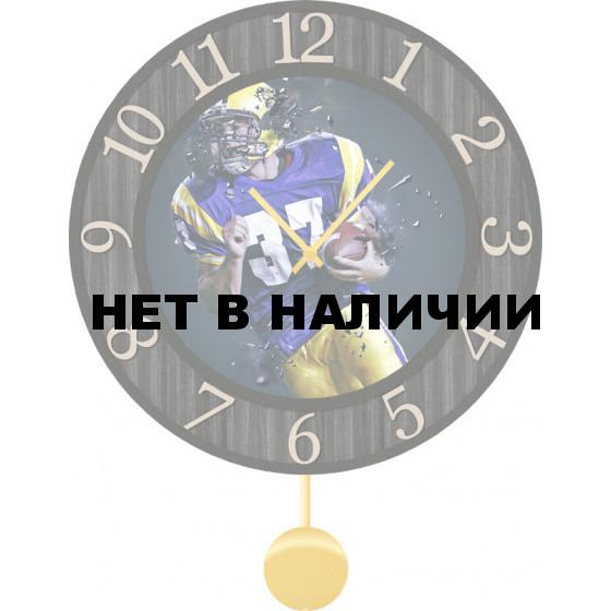 Настенные часы SvS 5512202