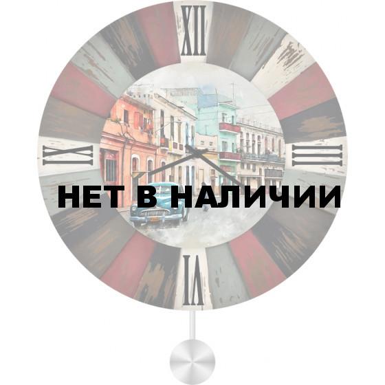 Настенные часы SvS 5512218