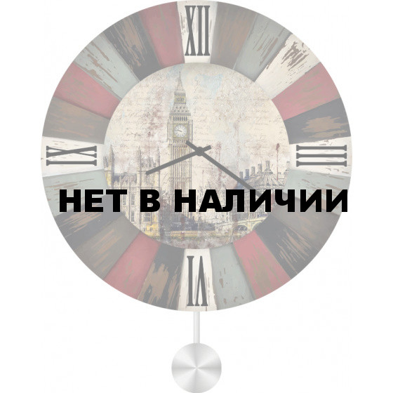 Настенные часы SvS 5512243