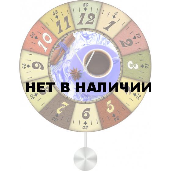 Настенные часы SvS 5512307