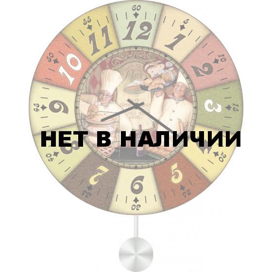Настенные часы SvS 5512326