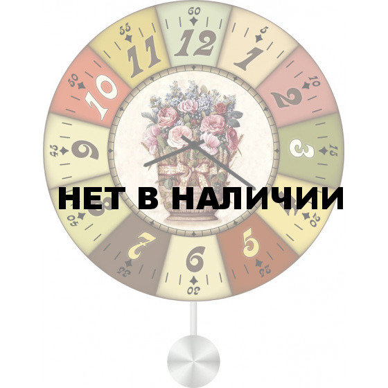 Настенные часы SvS 5512327