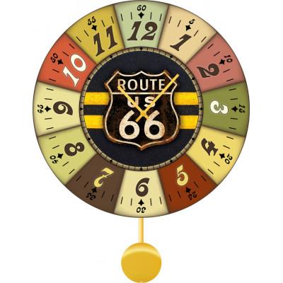 Настенные часы SvS 5512384
