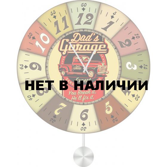 Настенные часы SvS 5512385