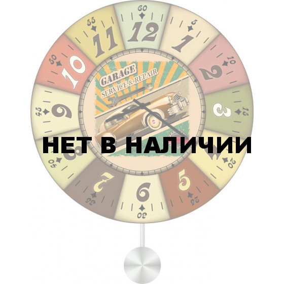 Настенные часы SvS 5512394