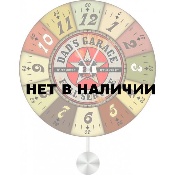 Настенные часы SvS 5512398