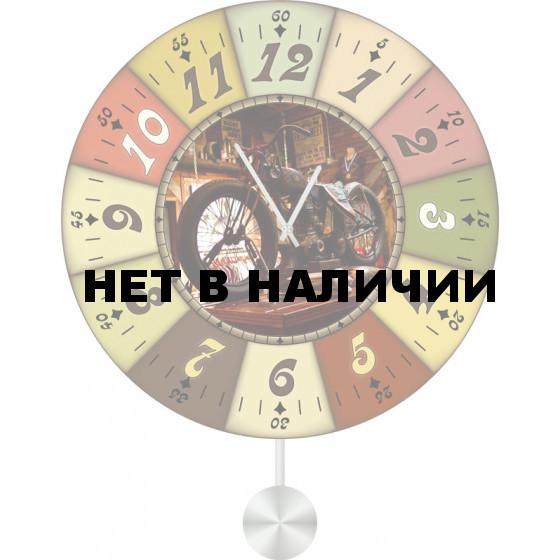 Настенные часы SvS 5512400