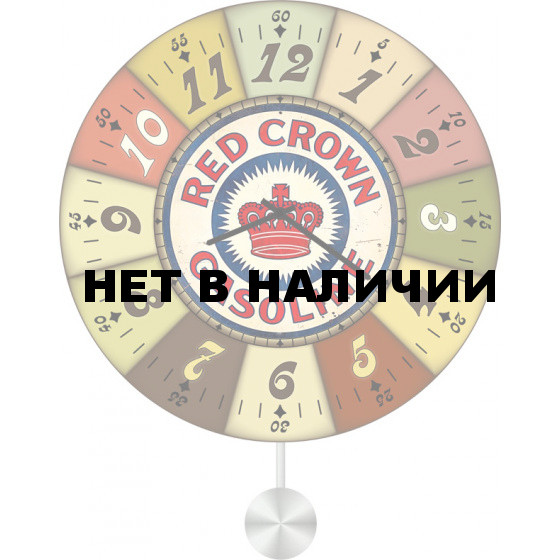 Настенные часы SvS 5512415