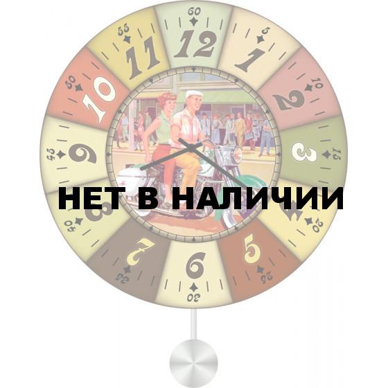 Настенные часы SvS 5512418