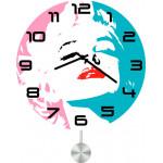 Настенные часы SvS 5512484
