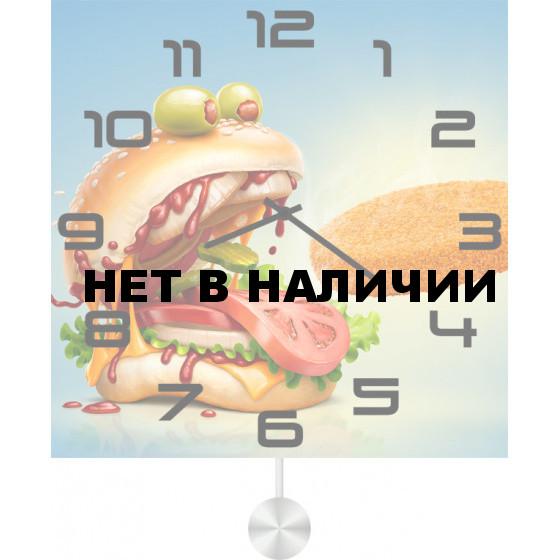 Настенные часы SvS 5512493