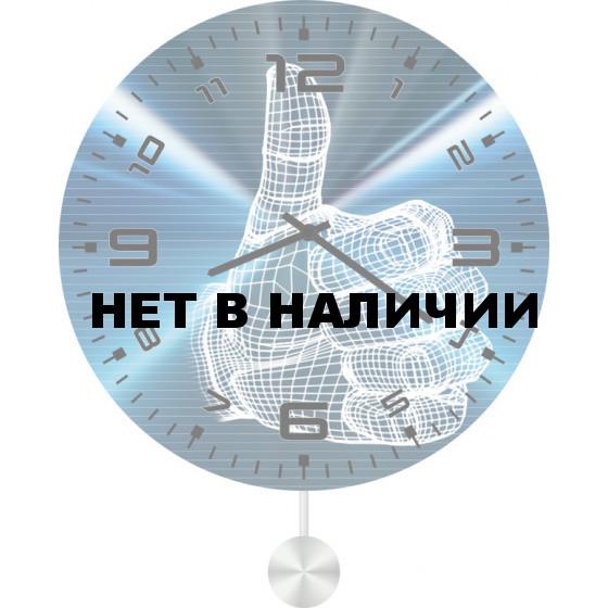Настенные часы SvS 5512496