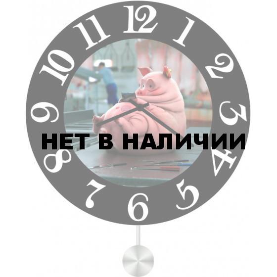 Настенные часы SvS 5512596