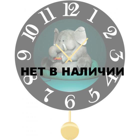 Настенные часы SvS 5512600