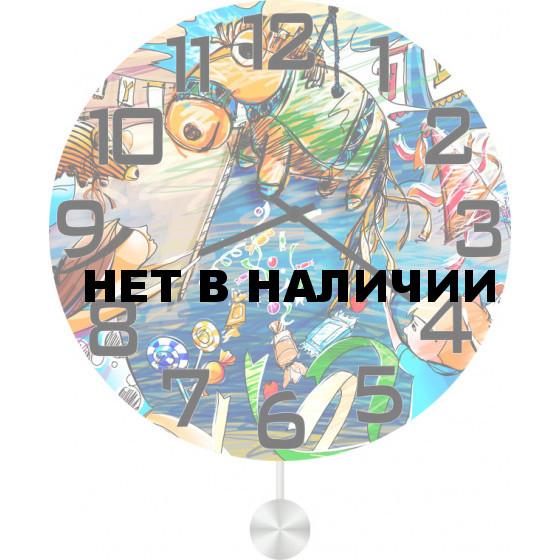 Настенные часы SvS 5512660