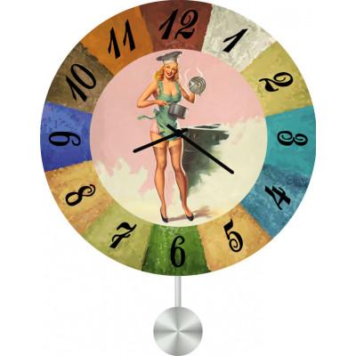 Настенные часы SvS 5512672