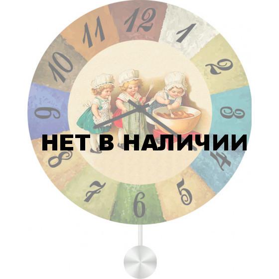 Настенные часы SvS 5512703