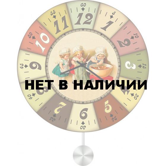 Настенные часы SvS 5512704