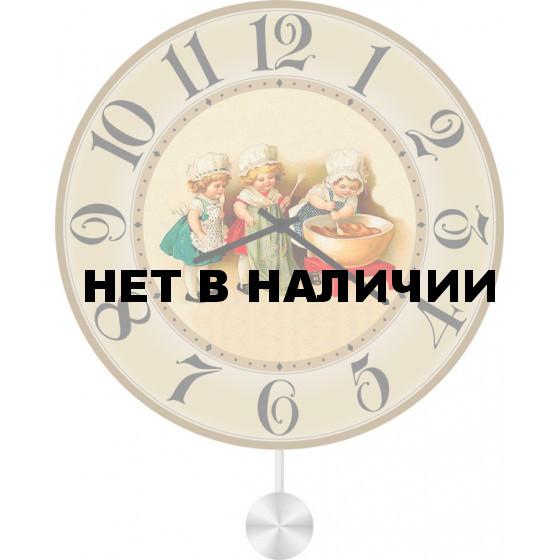 Настенные часы SvS 5512705