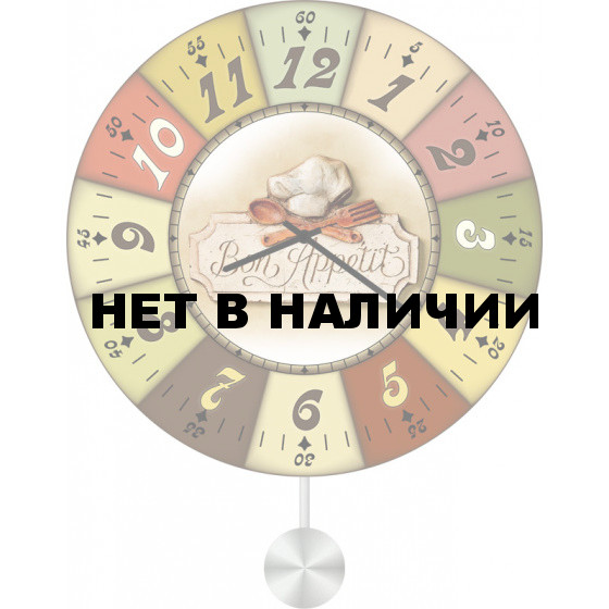Настенные часы SvS 5512708