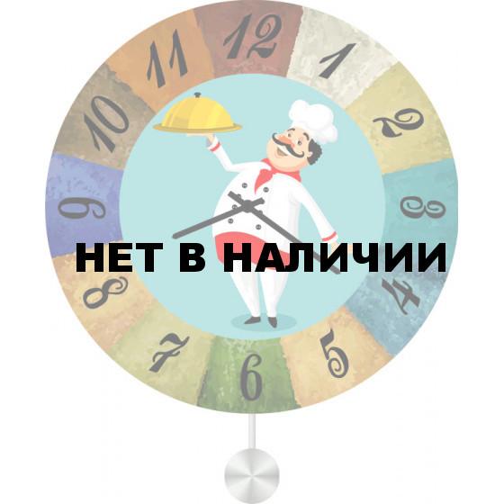 Настенные часы SvS 5512715