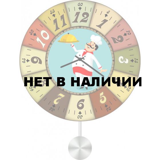 Настенные часы SvS 5512716