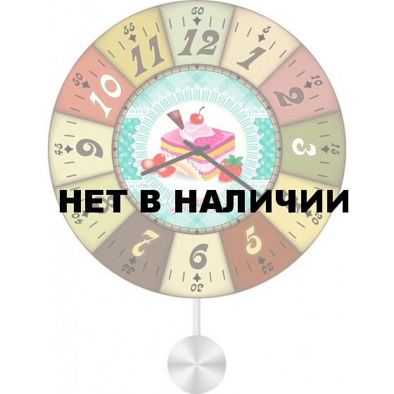 Настенные часы SvS 5512728