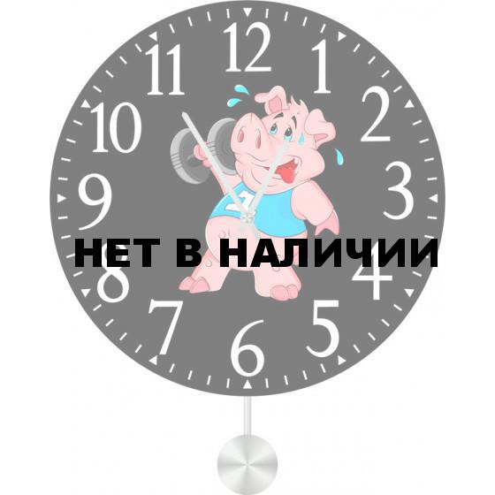 Настенные часы SvS 5512732