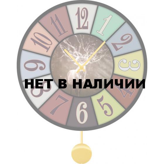 Настенные часы SvS 5512769