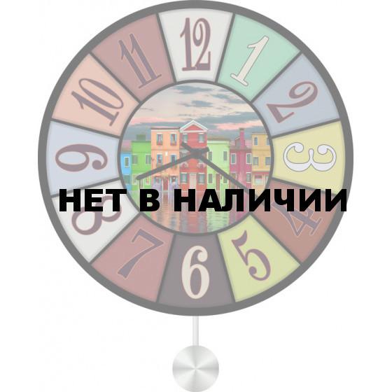 Настенные часы SvS 5512770