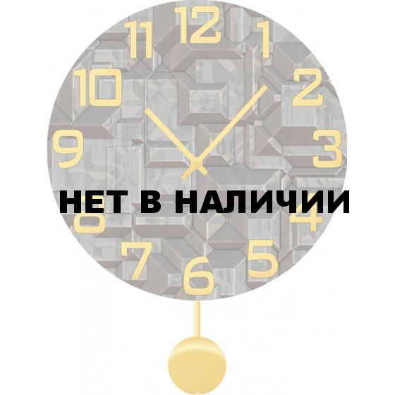 Настенные часы SvS 5512795